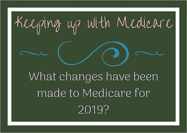 Medicare changes